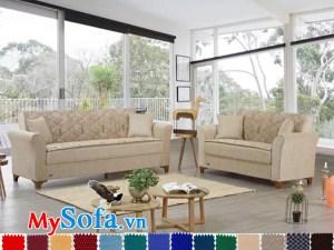 bộ sofa sang trọng cho phòng khách lớn mys 0619230 mang đến một vẻ đẹp hoàn mĩ
