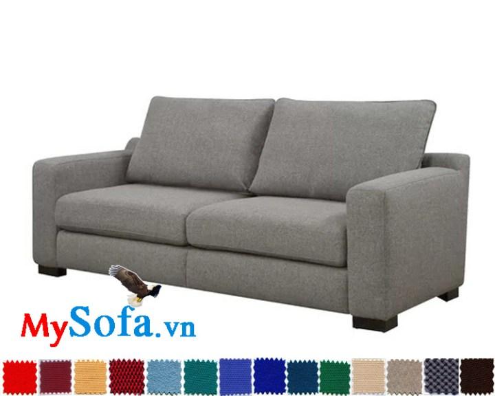 sofa văng bọc vải MyS 0619274 màu sắc trang nhã