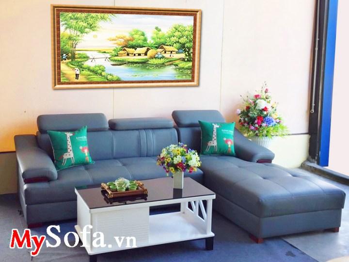 Hình ảnh bộ ghế sofa phòng khách
