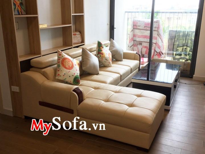 Mẫu ghế sofa đẹp kê phòng khách