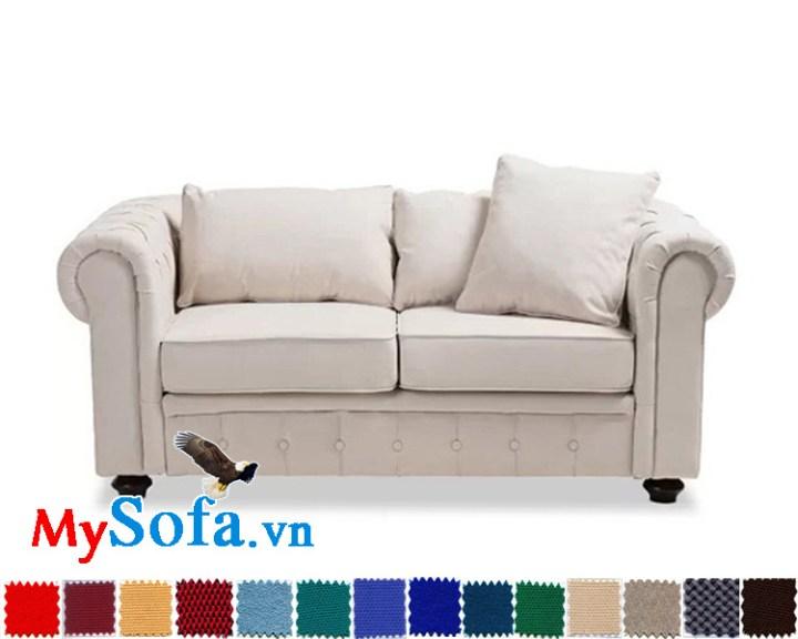 mẫu sofa tân cổ điển mys 0619321 màu sắc tinh tế