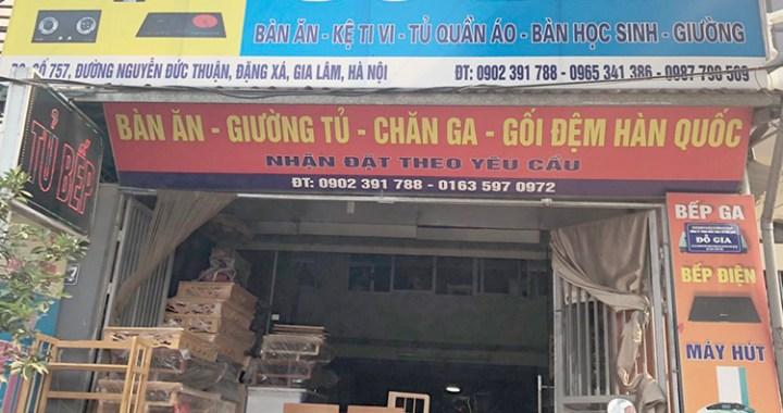 cửa hàng nội thất Đại Thịnh Phát 757 Nguyễn Đức Thuận
