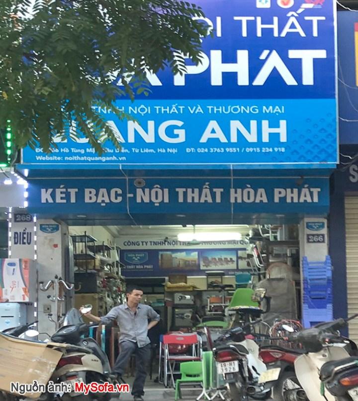 Cửa hàng nội thất Quang Anh 266 Hồ Tùng Mậu