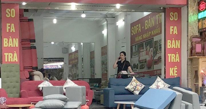 cửa hàng bàn ghế Sofa 1089 Đê La Thành