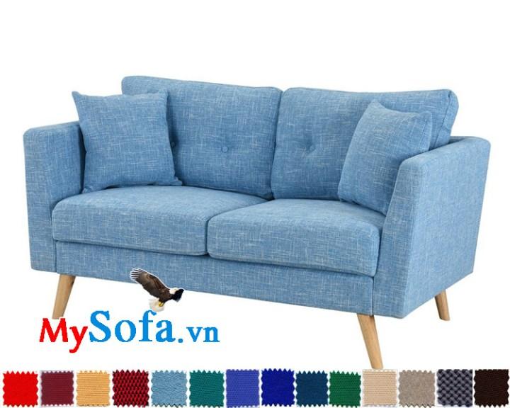 Ghế sofa văng hai chỗ ngồi cao cấp