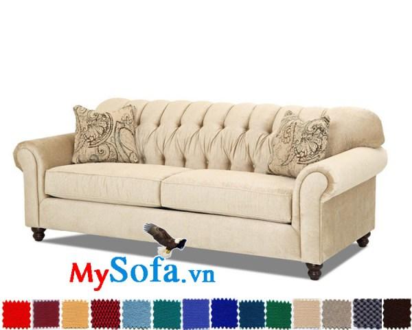 Ghế sofa tân cổ điển sang trọng MyS-1910871