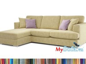 mẫu sofa góc chữ L MyS-1911618