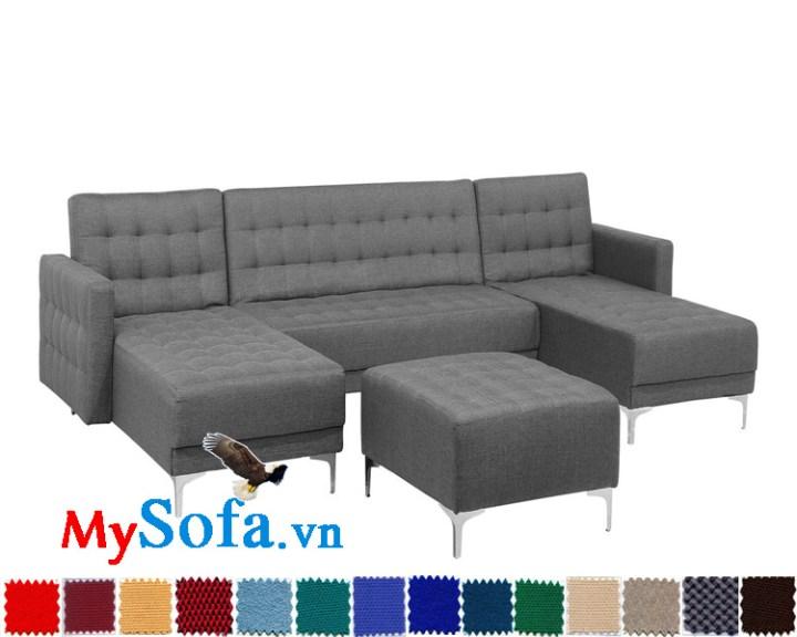 sofa góc chữ U rộng rãi và sang trọng MyS-1911563
