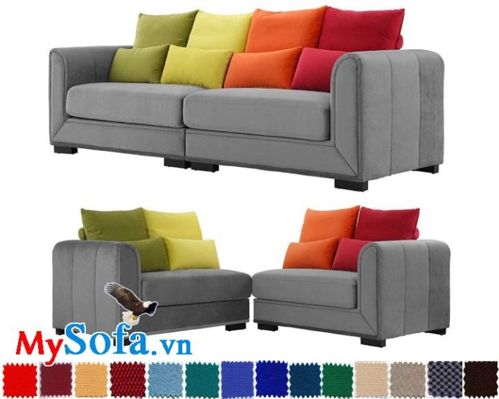 sofa văng 2 chỗ có thể tách rời MyS-1910690