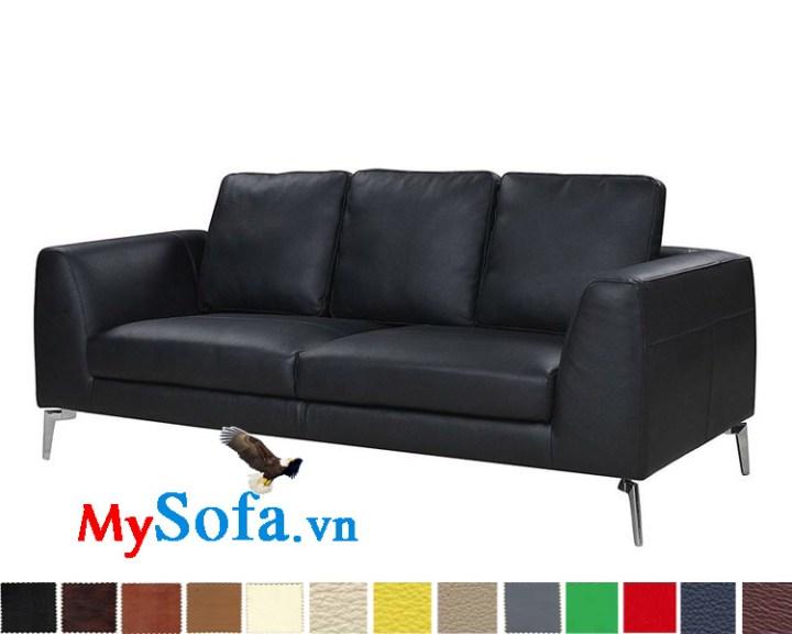Sofa văng màu đen giá rẻ MyS-1910687