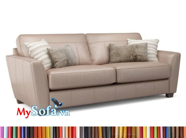 sofa văng da 2 chỗ ngồi MyS-1911641