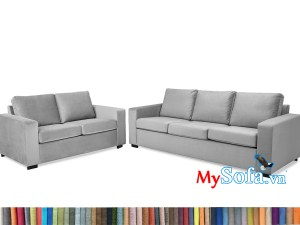 MyS-1912525 Bộ sofa văng da kê phòng khách