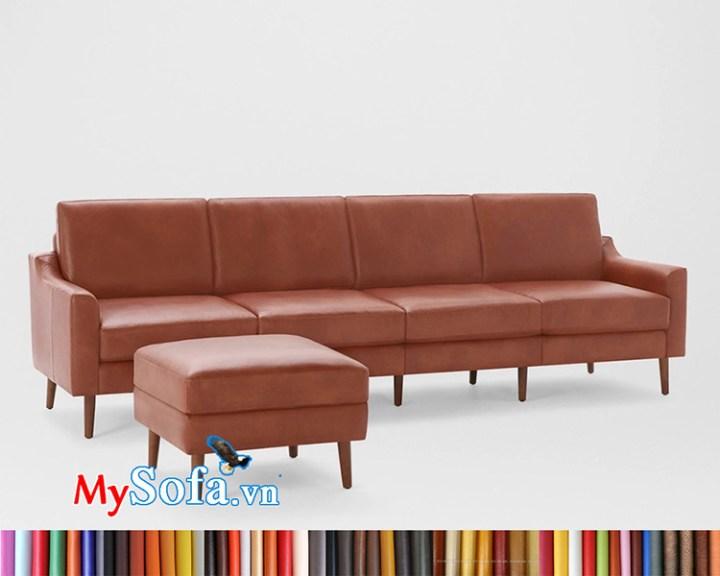 Ghế sofa văng dài 4 chỗ ngồi rộng rãi MyS-1912303