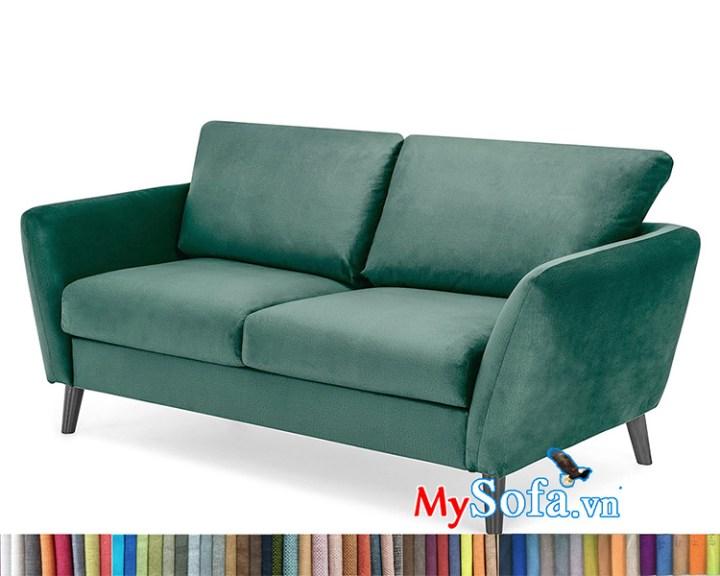 chọn mua ghế sofa văng nhỏ