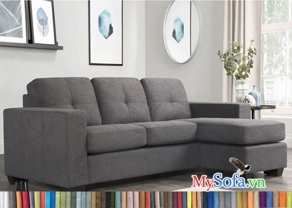 MyS-1912121 ghế sofa nỉ góc