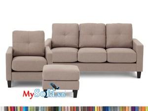 MyS-1912182 sofa nỉ văng mini
