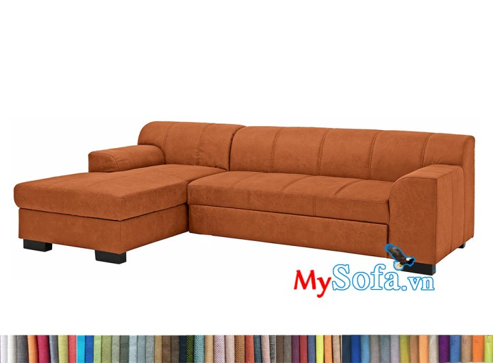 ghế sofa nỉ góc đẹp MyS-2001954