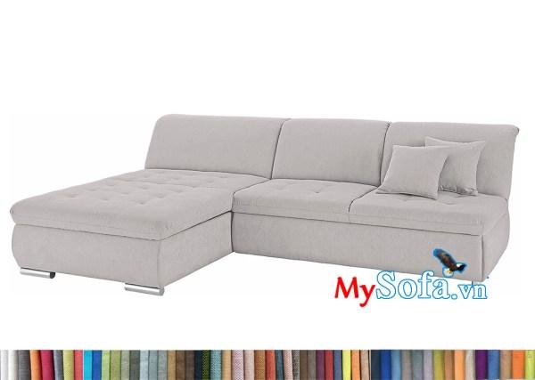 ghế sofa nỉ góc đẹp MyS-2001956