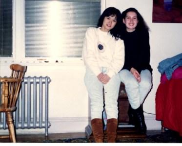 Best Friend, Monica at Wasatch Academy