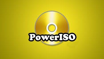 PowerISO 8.2 Keygen Free Download