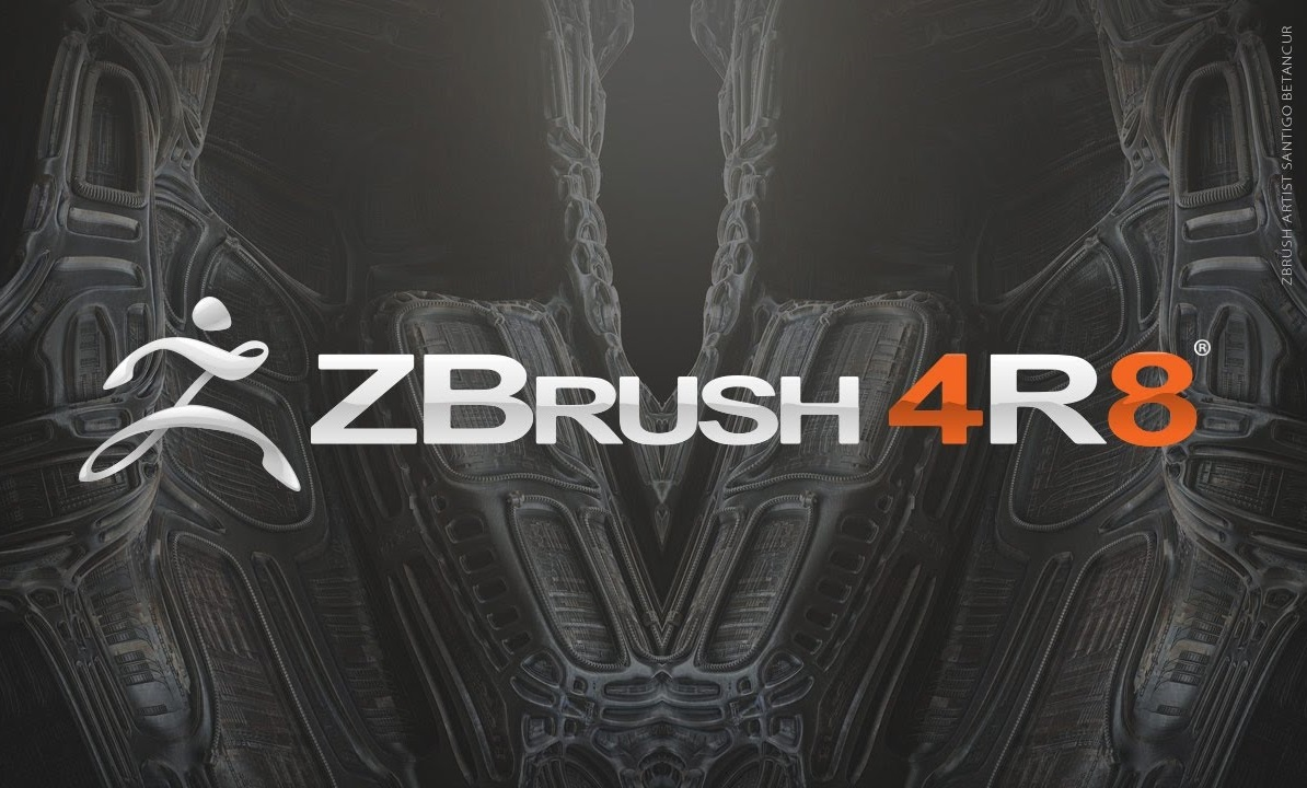 Pixologic ZBrush 4R8 Free Download - My Software Free