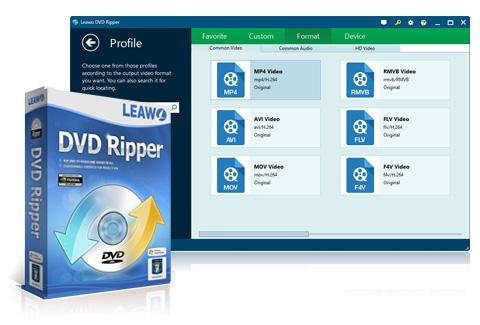 25% Discount for Leawo DVD Ripper (Windows & Mac)-Save $9 99