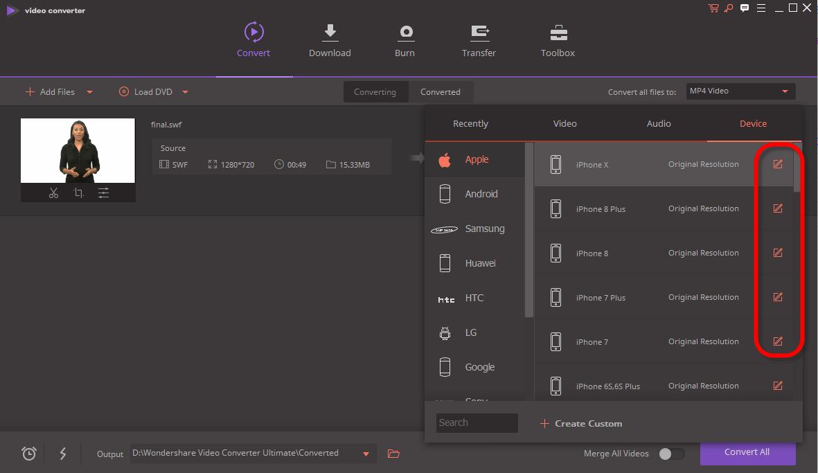 swf flv player windows 10