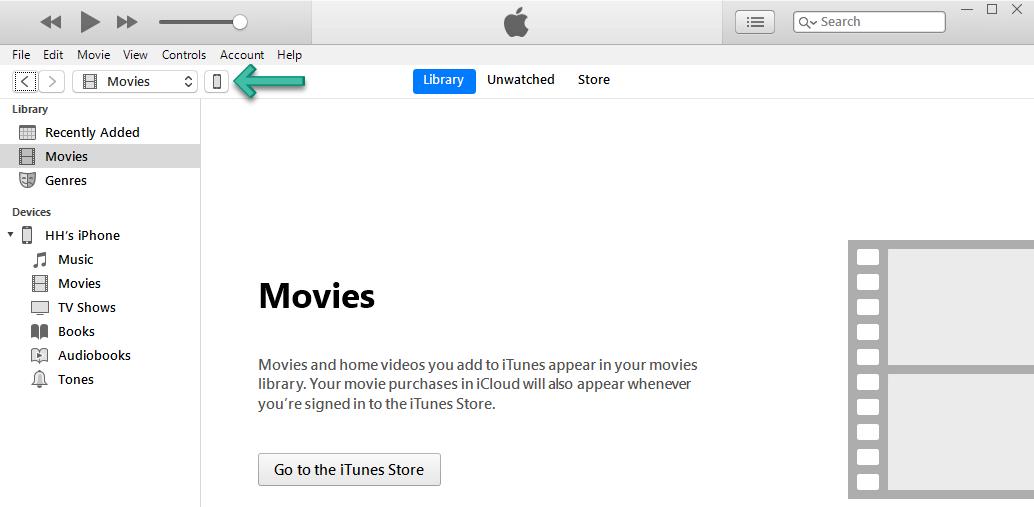 iTunes Device