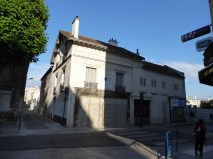 Pantin 39 rue Hoche, le Café Au Bougnat a fermé ses portes le 13 Janv.2017 (Photo ChPL mai2017)