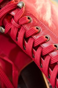 No. 34: Laces of my boots