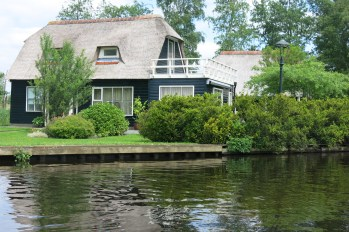A home in Giethoorn