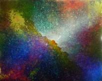 """Portal XI"" 16"" x 20"" #1156 acrylic on canvas"