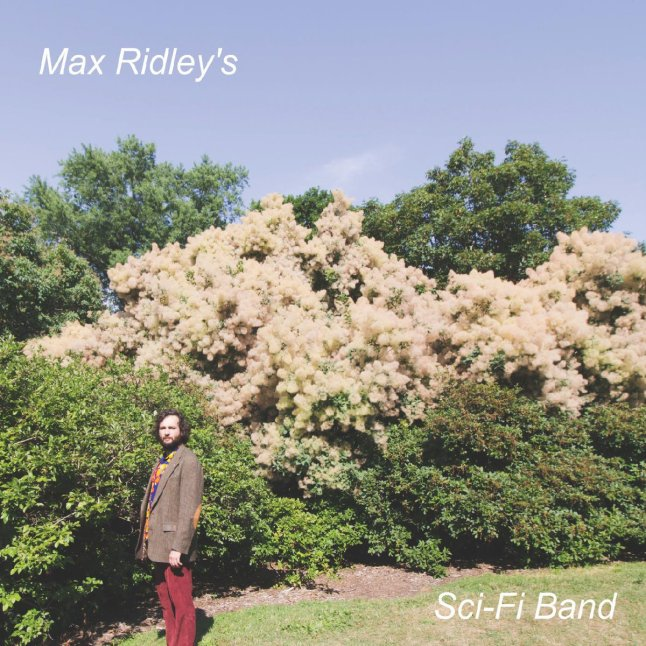Science Fiction meets Jazz by Max Ridley