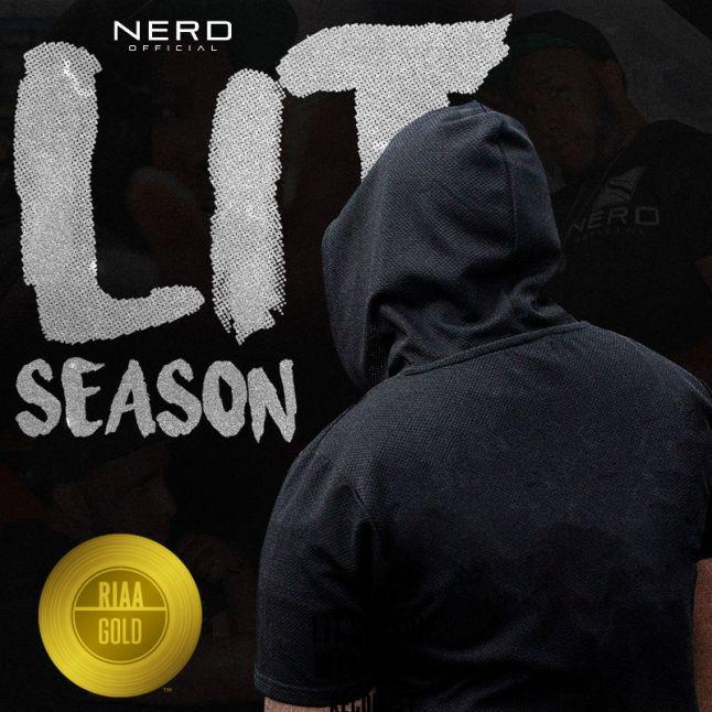 My Album went Gold! by Nerdofficial