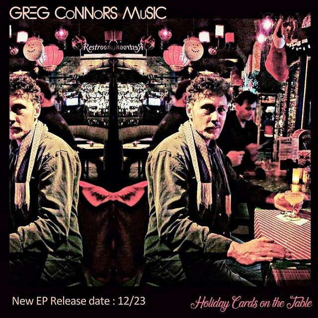 Greg Connors Music Lays the Holiday Cards on the Table