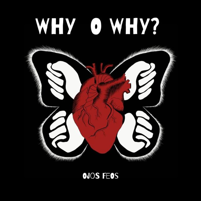 Why O Why Can't I Hear You Cry? by Robbie Cree (Ojos Feos)