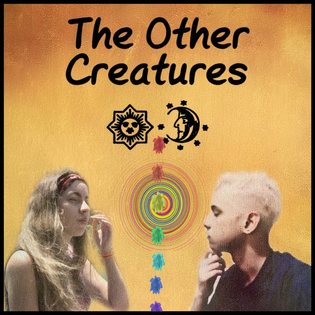 The Other Creatures - a psycho-punk experimental duo by Gabriel Marinho da Silva Cavalcanti