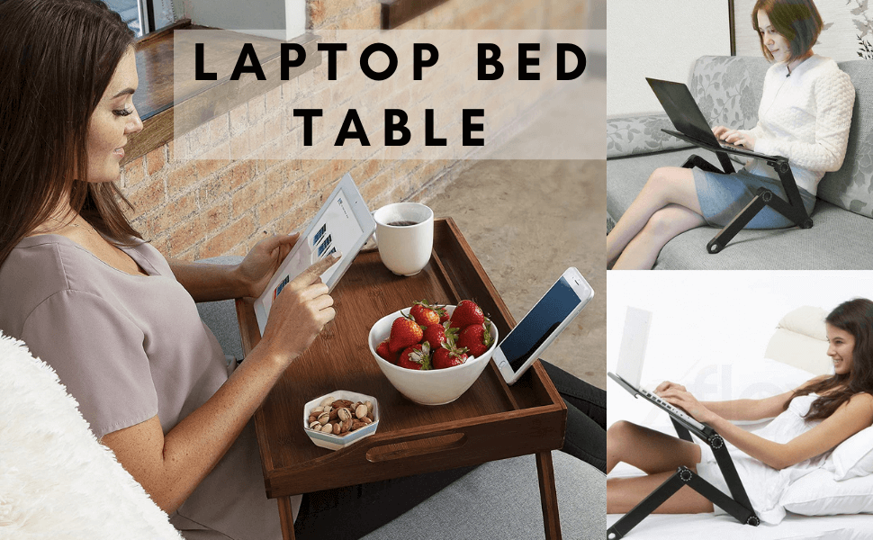 laptop bed table