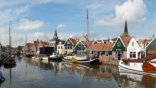 Monnickendam – picturesque place on the Gouwzee