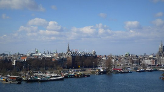 Amsterdam, not just another Capitol