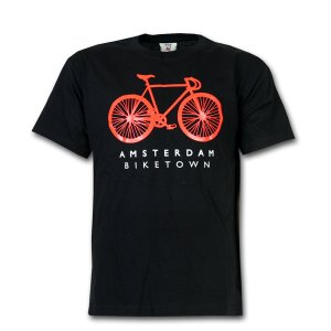 Amsterdam Biketown Kids T-shirt