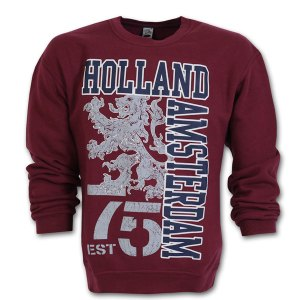 Amsterdam / Holland Sweater Lion