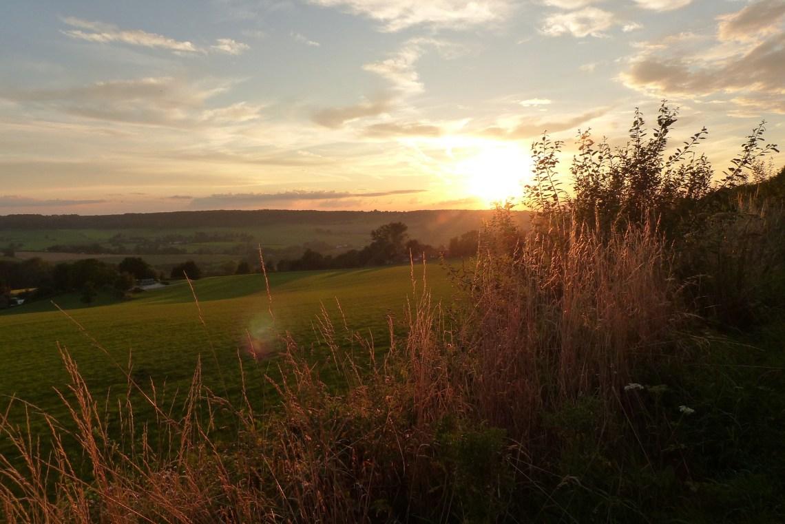 Limburgs Rolling Hills landscape