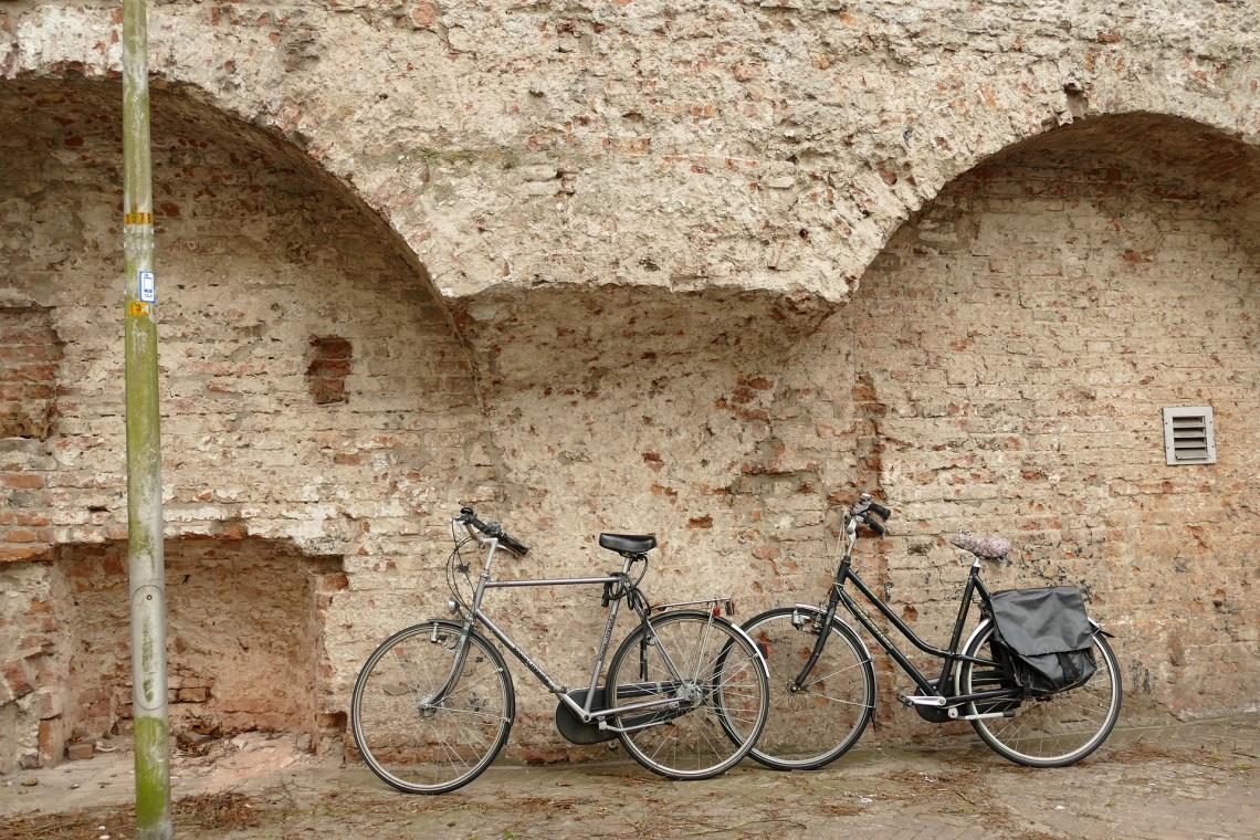 Deventer city walls