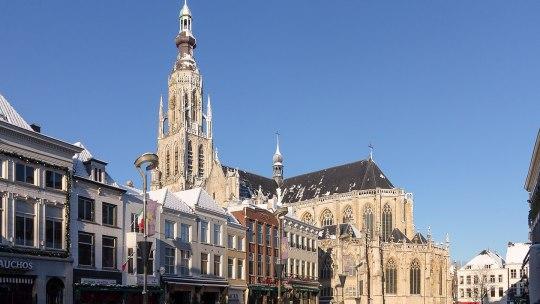 Breda de Grand Dame onder de steden