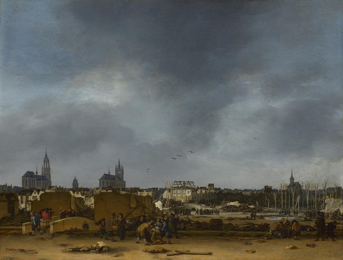 Delft thunderclap