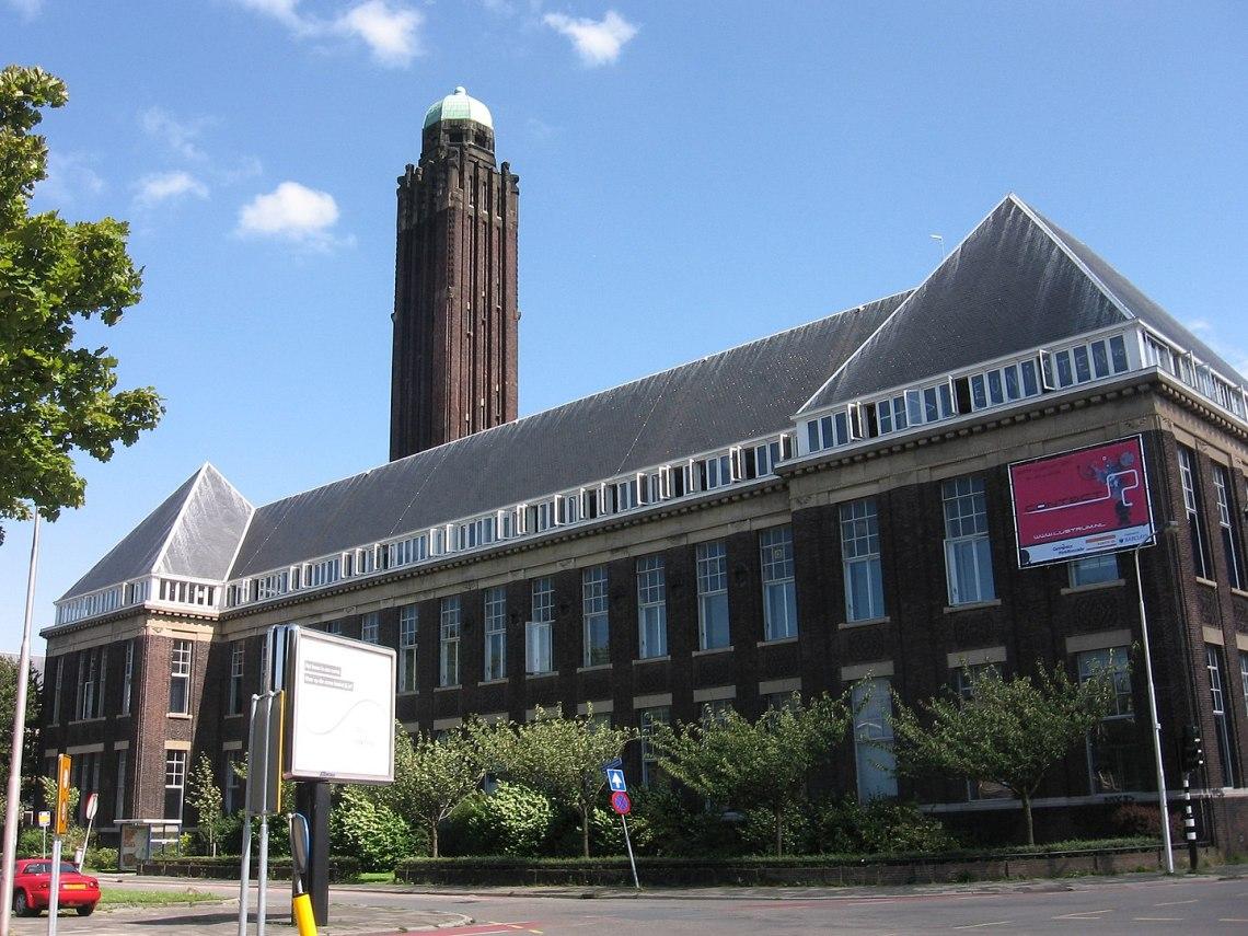 Former TU Delft main building