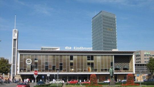 Eindhoven lichtstad met focus op technologie en cultuur