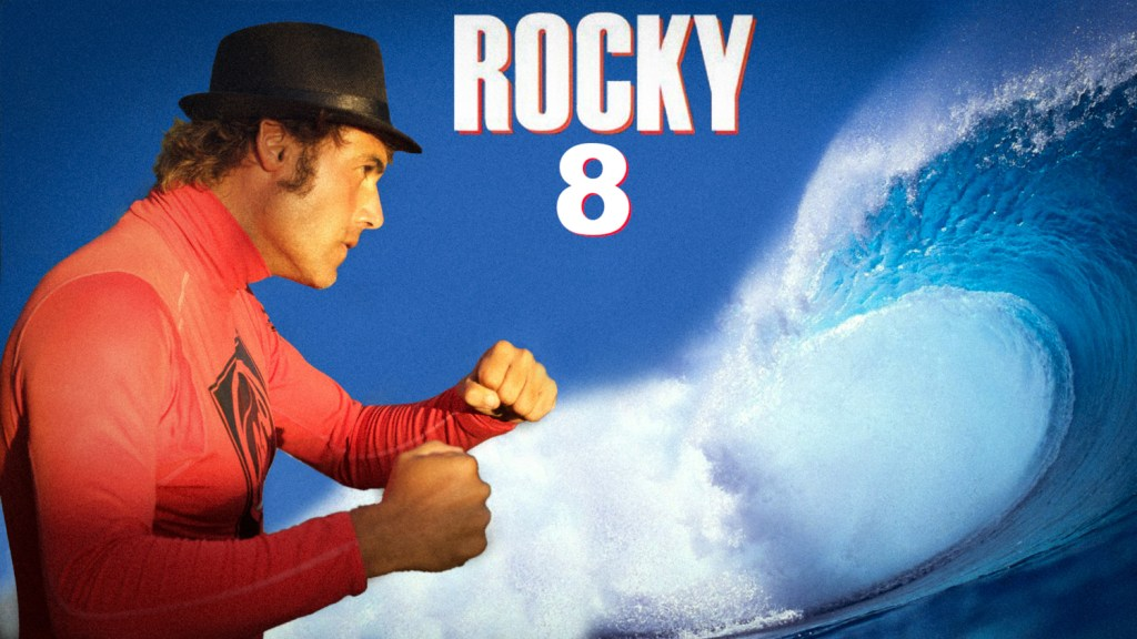 Рокки 8 : Покоритель волн (трейлер 2017)