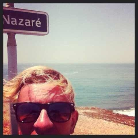 Видео с кайт и серф трипа в Португалию